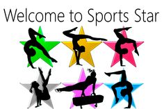 www.cafepress.com... Exciting and energetic Sports Star designs for Gymnastics, Figure Skating, Cheerleading, Tennis, Water Sports and more on Tees, Apparel, and exceptional gifts such as water bottles, gym bags, and jewelry.