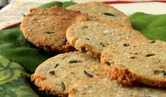 Almond Rosemary Sesame Crackers (gluten free, grain free, low carb, vegan)