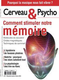 Cerveau&Psycho - « Le talent, c'est peu de chose »