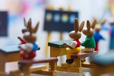 Wednesday in Easter Bunny School - Topic: Egg Bokeh by Markus Reinhardt, via Flickr