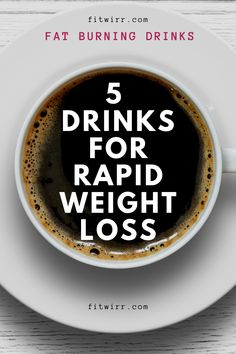 5 Best Belly Fat Burning Drinks to Flatten Your Tummy Fast Easy Weight Loss Tips, Weight Loss Snacks, Weight Loss Help, Lose Weight, Fat Burner Drinks, Fat Loss Drinks, Diet Drinks, Healthy Drinks, Healthy Foods