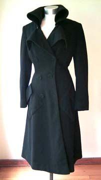 Robert Piguet coat