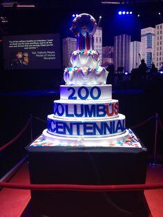 Happy Birthday, Columbus!