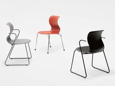 konstantin grcic: pro school chair for flötotto