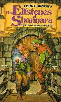 The Elfstones of Shannara (The Original Shannara Trilogy #2) - Terry Brooks