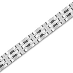 Jet NissoniJewelry presents - Stainless Steel High Polish Gents Bracelet    Model Number:BRV2424-ST    https://jet.com/product/Stainless-Steel-High-Polish-Gents-Bracelet/e4858aaddabb43c1a3fdeec7aabba602