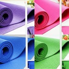 Now a days everyone want to be fit by body as well as their mind. yoga is very popular now a days.for yoga, yoga mat is basic need it provide comfort and relaxing the body.their are lots of yoga mats manufacturers in India. mats is one of the best yoga mats manufacturers in India. for more info visit matsindia.com