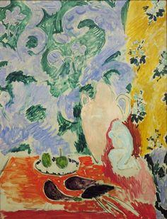 Henri Matisse Still Life with Aubergines Collioure, summer 1911