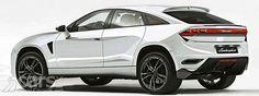 Is Lamborghini Urus the name for the Lambo SUV?