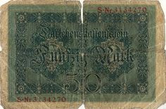 Vintage Currency Scan