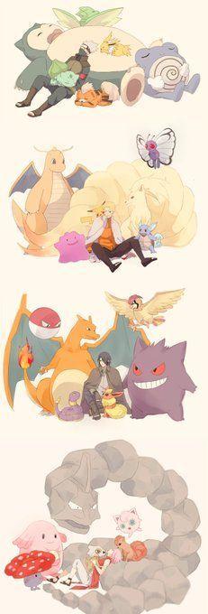 #naruto #pokemon …