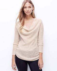 Pointelle Cashmere Sweater | Ann Taylor