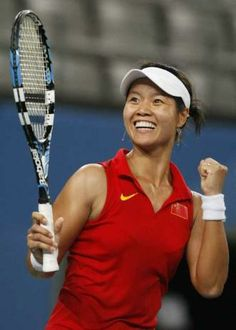 Li Na moved to an Asian-record world number two and Peng Shuai was the rated the top women s doubles player in a big boost for Chinese tennis in the new rankings released Monday.  Li, who won her second Grand Slam title at last month s Australian Open, underlined her status as the best ever Asian women s player by rising to second behind Serena Williams.