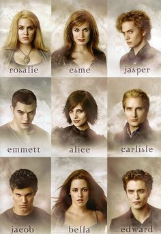 twilight saga. Not quite as good as the books but I still love them. Great soundtracks too.