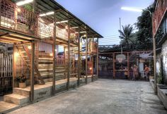 Klong Toey Community Lantern, Bangkok, 2011 - TYIN tegnestue Architects