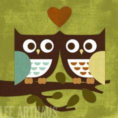 18 Owl Love