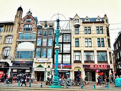 Amsterdam Centrall!! Fave Place! :)