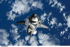 Space Shuttle by oursolarsystem, via Flickr