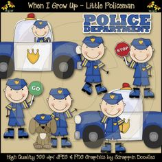 When I Grow Up - Little Policeman Download