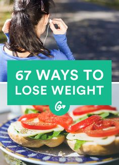 Shed pounds the healthy way with these tips that are proven to work. #weight #loss #health #tips http://greatist.com/health/tips-lose-weight
