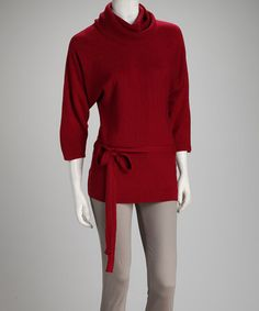 I just bought 5 sweaters and a coat for about $15 each.      Take a look at this Red Tie-Front Sweater - Women & Plus by Layer Like So: Women's Sweaters on @zulily today!