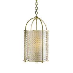 Baker Furniture : Bracelet Lantern - PH201 : Thomas Pheasant : Browse Product WISH IT CAME IN NICKEL