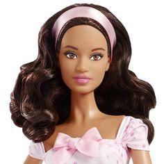 Barbie® 2016 Birthday Wishes® Doll - African American - Shop.Mattel.com