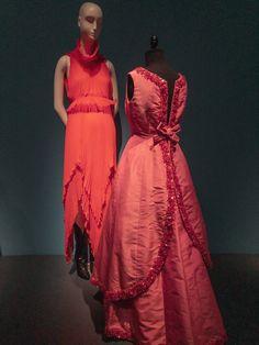 At this exhibit, I ended up in Paris — at least momentarily. 🇫🇷 #FashionExhibition #FashionExhibit #FashionHistory #DressHistory #BuyLess #AppreciateMore #ParisCapitalofFashion #MuseumatFIT Fashion History, Exhibit, New Dress, Nyc, Paris, Fitness, Beauty, Dresses, Vestidos