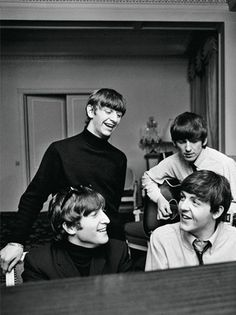 Undistracted by the presence of Benson and a dozen or so others in their room at the Hotel George V in Paris in 1964, The Beatles wrote new hits in minutes right before his eyes.