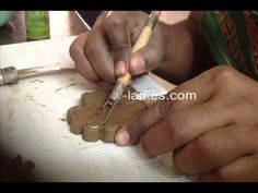Learn terracotta jewellery with burning process in chennai. Enjoy the video of peacock designing tutorial. For more info contact sharm1411@only-ladies.com