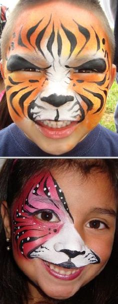 Looking for a face painter who can create beautiful face designs for all your guests? Faces by Merlyn provides face painting and glitter tattoos for corporate events and birthday parties for kids.