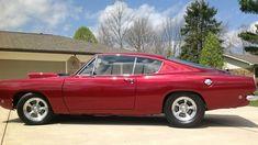 1968 Plymouth Barracuda, Hemi Engine, Mopar Or No Car, Dodge Trucks, Drag Racing, Muscle Cars, Classic Cars, Car Stuff, Madness