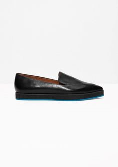 & Other Stories | Pointy Leather Flats