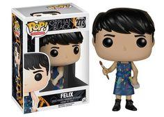 Pop! TV: Orphan Black - Felix