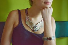 Maria's creations bib necklace  https://www.facebook.com/Mariascreationshandmade
