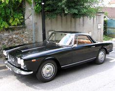 Lancia Flaminia coupé Touring