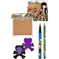 products « tokidoki ❤ liked on Polyvore featuring tokidoki