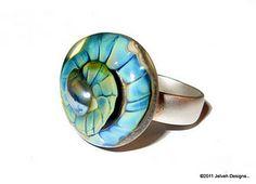 Jelveh glass Ring Bracelet, Bracelets, Glass Beads, Jewlery, Cuffs, Gemstone Rings, Gemstones, Closet, Design