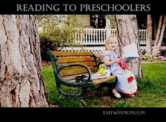 Chronicles of a Babywise Mom: Reading to Preschoolers