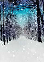 winter snow decor - Google Search