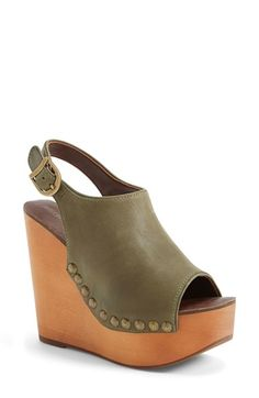 Jeffrey Campbell 'Snick' Platform Sandal available at #Nordstrom
