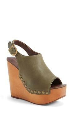 Jeffrey Campbell 'Snick' Platform Sandal available at #Nordstrom