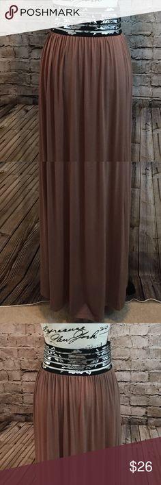 "Mesa Maxi Skirt Size M Long Maxi Skirt- 40 "" inches long My Amelia James Skirts"