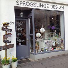 Sprösslinge Design, Eppendorfer Weg 109, 20259 Hamburg