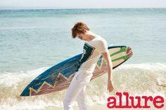 Lee Jong Suk Allure Magazine 2015 Issue