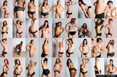 Jes Baker and Liora K's photos of diverse women's bodies