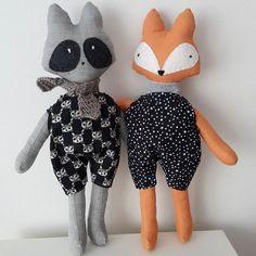 Yepyeni hayvan dostlar ve daha bir suru oyuncak @volaremoda da #cocukodalari #cocuklaricin #oyuncak #elyapimi #bezbebek #toys #baby #handmade #dolls #ragdolls #pillows