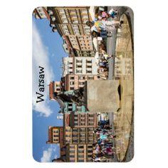Warsaw Premium Flexi Magnet