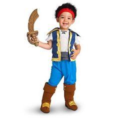 jake and the neverland pirates costume