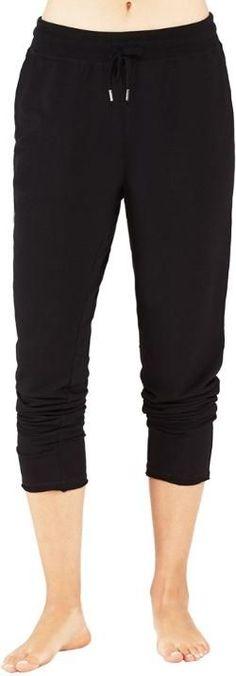 Manduka Women's Resolution Jogger Pants Black XS